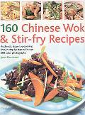 150 Chinese Wok and Stir Fry Recipe