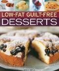 Low Fat Fat Free Desserts : Delectable no-fat and low-fat temptations to end the Meal