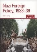 Nazi Foreign Policy 1933-39