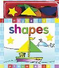 Shapes: Magnetic Play and Learn - Top That! Kids Staff - Board Book - Ages 3 and over
