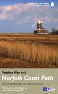 Peddars Way and Norfolk Coast Path : 90 Miles from Breckland to Salt Marsh and Sea Cliffs