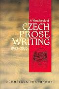 Handbook of Czech Prose Writings 1940-2005