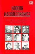 Modern Macroeconomics Its Origins, Development And Current State