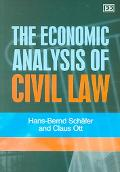 Economic Analysis Of Civil Law