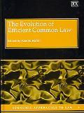 Evolution of Efficient Common Law