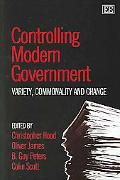 Controlling Modern Government Variety, Commonality And Change