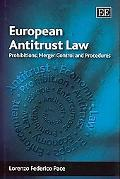 European Antitrust Law Jurisdiction And Procedure