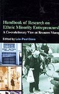 Handbook of Research on on Ethnic Minority Entrepreneurship