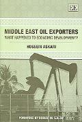 Middle East Oil Exporters What Happened to Economic Development?