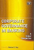 Corporate Governance in Banking
