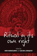 Rituals In Its Own Right Exploring The Dynamics Of Transformation