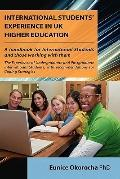 International Students' Experience in Uk Higher Education