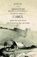 Journal of a March from Delhi to Peshawur and from Thence to Cabul with the Mission of Lieut...