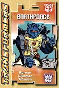 Transformers Stormbringer Manga