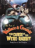 Art of Wallace And Gromit The Curse of the Wererabbit