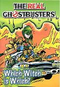 Real Ghostbusters Which Witch Is Which?