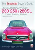 Mercedes Benz pagoda 230, 250 & 280sl W113 Series Roadsters & Coupes 1963 to 1971