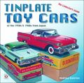 Tinplate Toy Cars of the 1950s and 1960s from Japan