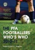 PFA Footballers' Who's Who 2010-11