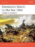 Sherman's March to the Sea 1864 Atlanta to Savannah