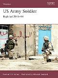 Us Army Soldier Occupation of Baghdad