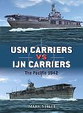 Usn Carriers Vs Ijn Carriers The Pacific, 1942