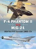 F-4 Phantom vs MiG-21