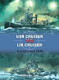 USN Cruiser vs IJN Cruiser: Guadacanal 1942 (Duel)