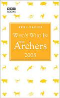 Who's Who in the Archers 2008