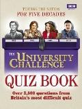 University Challenge Quiz Book