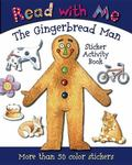 Gingerbread Man Activity Book