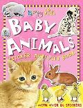 Busy Kids Sticker Books Baby Animals