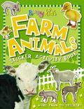 Busy Kids Sticker Books Farm Animals