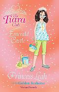 Princess Leah and the Golden Seahorse (The Tiara Club)