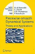 Bifurcation And Chaos in Piecewise-smooth Dynamical Systems Theory And Applications