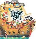 Inside Jolly Roger's Pirate Ship