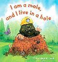 I am a Mole and I live in a Hole