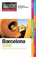 Time Out Shortlist Barcelona 2008