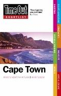 Time Out Shortlist Cape Town