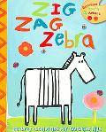 Zig Zag Zebra