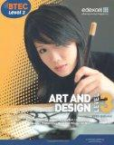 Btec Level 3 National Art and Design Student Book (Level 3 Btec National Art and)