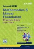 GCSE Mathematics Edexcel 2010: Spec A Foundation Practice Book Digital Edition (GCSE Maths E...