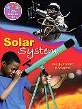 Our Solar System: Science Fun with Your First Grader (Little Science Stars)
