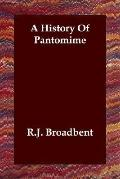 History of Pantomime