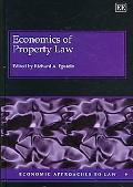 Economics Of Property Law