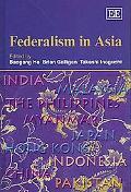 Federalism in Asia