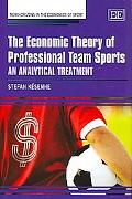 Economic Theory of Professional Team Sports