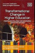 Transformational Change in Higher Education
