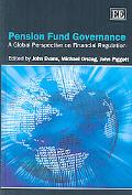 Pension Fund Governance: A Global Perspective on Financial Regulation