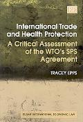 International Trade and Health Protection